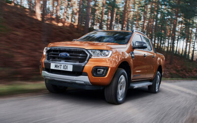 Ford Ranger wins International Pick-up Award 2020