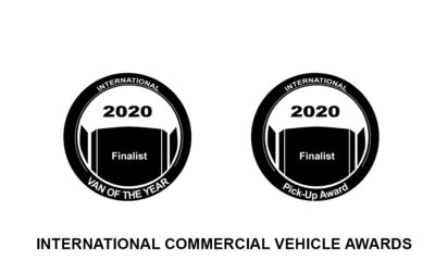 International Commercial Vehicle Awards to be presented at Solutrans 2019